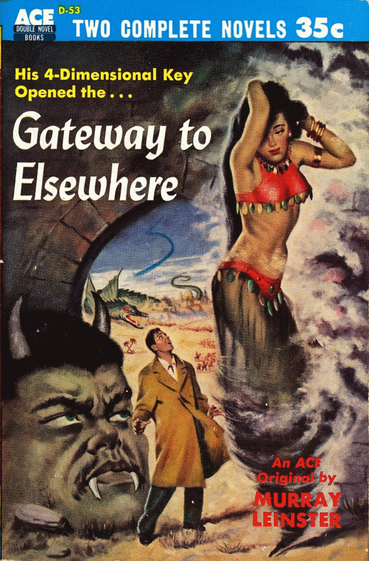Gateway to Elsewhere