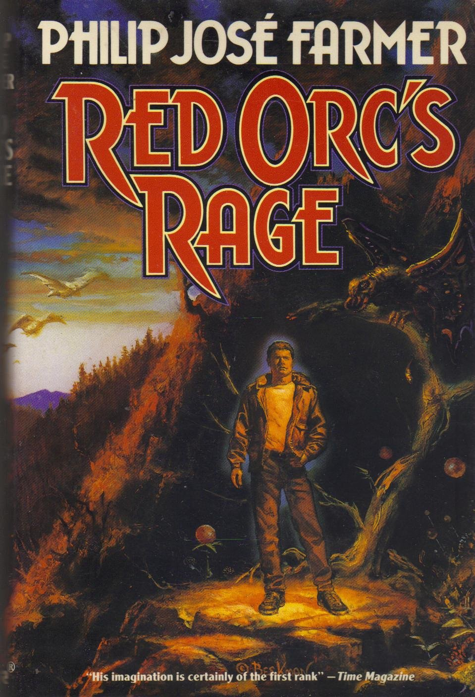 Red Orc's Rage