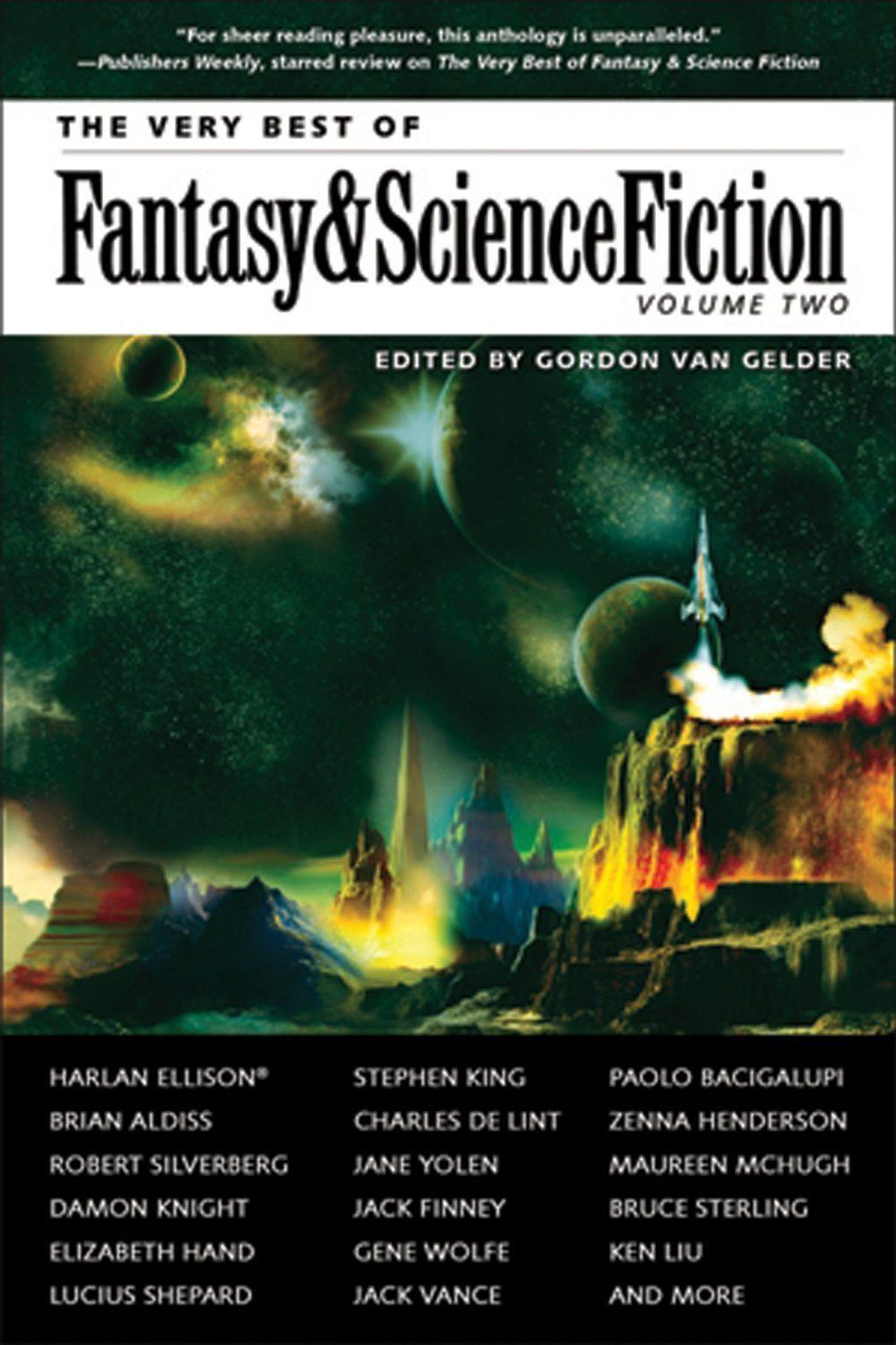 The Very Best of F&SF, Vol II
